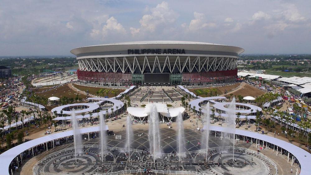 Philippine Arena (c/o Inquirer.net)