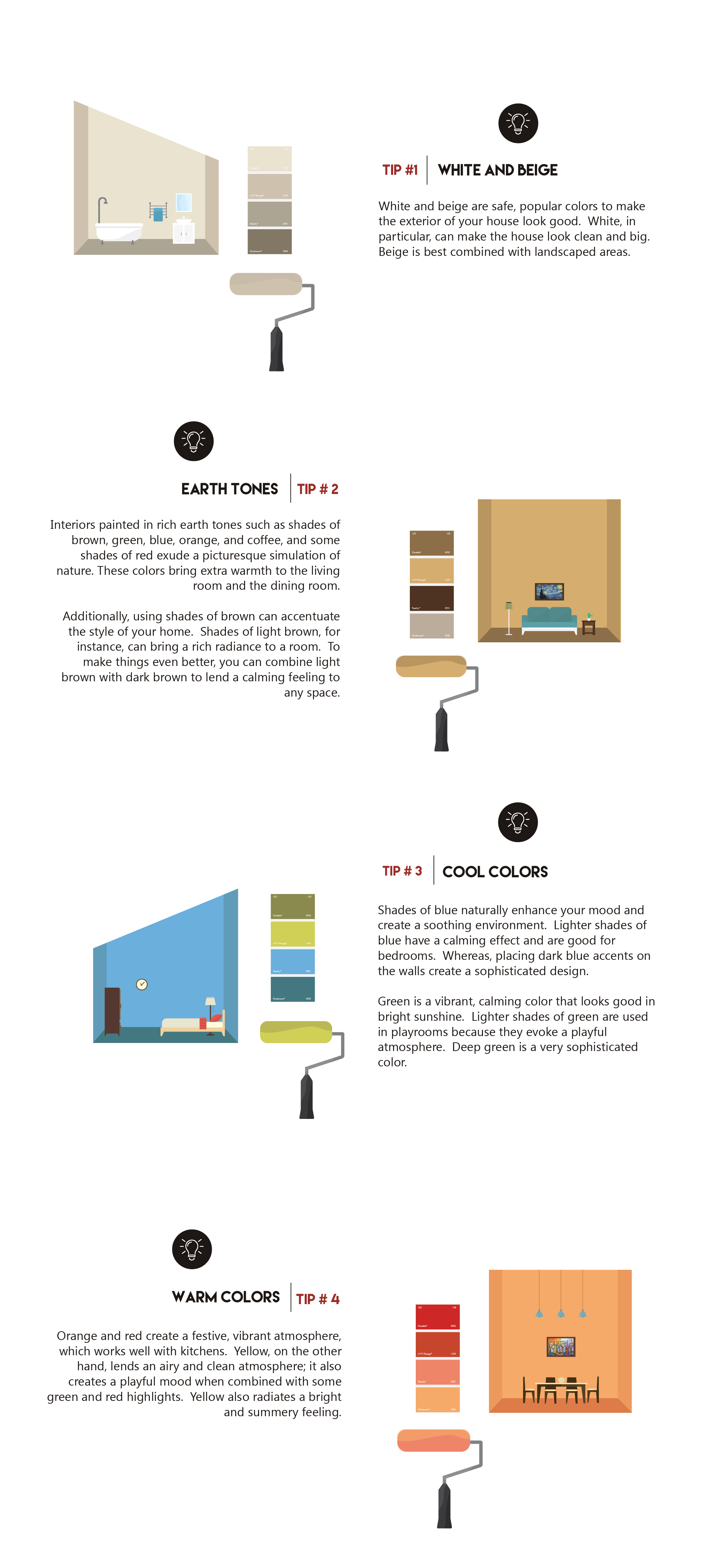 2 Choose The Right Paint Color When Selling Your Home
