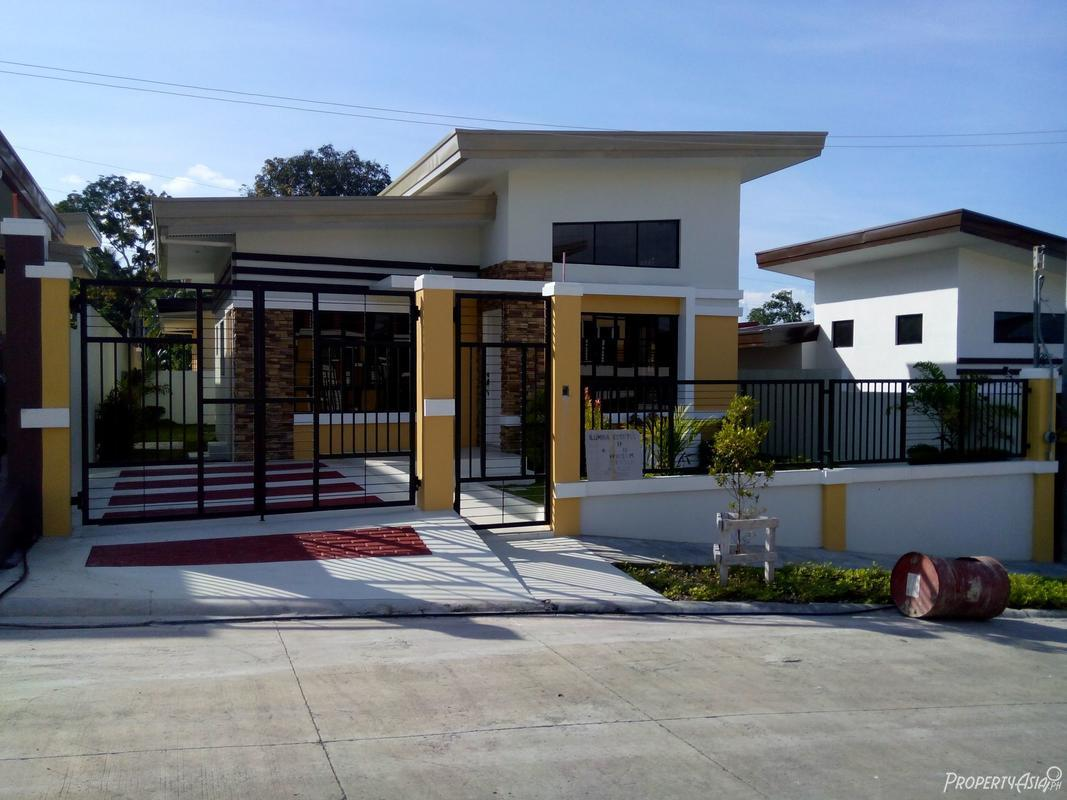 3 bedroom house and lot for sale in davao city for City lot house plans