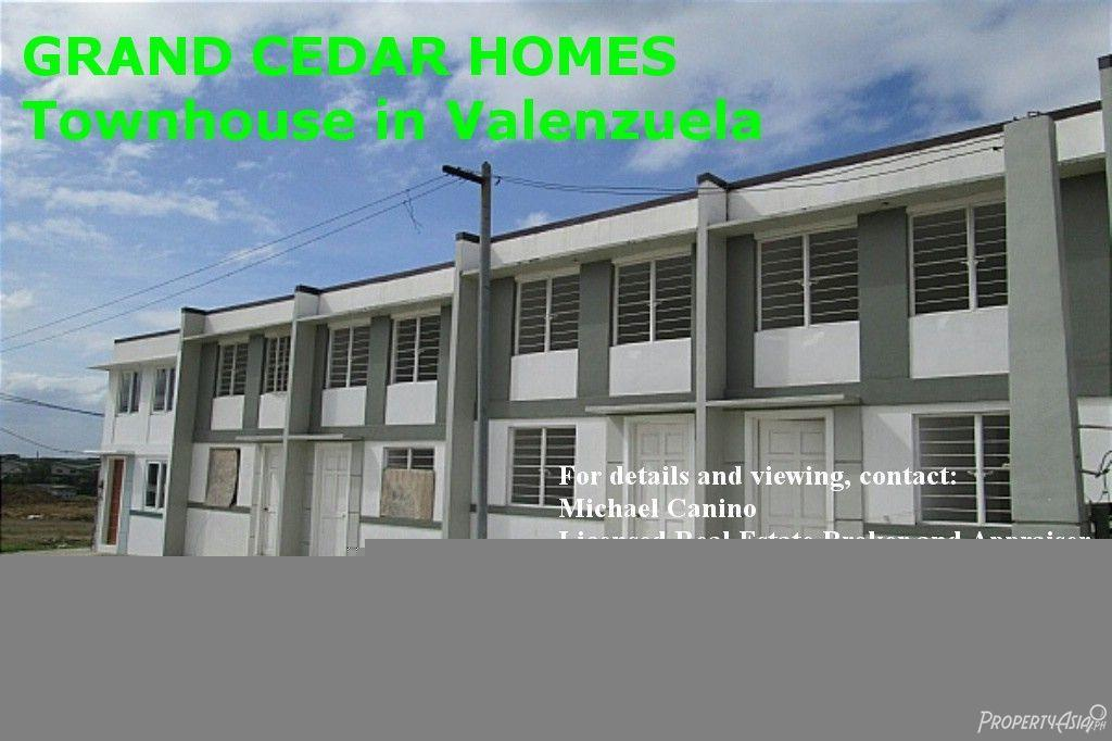 2 Bedroom Townhouse For Sale In Grand Cedar Homes Valenzuela City Philippines For 800 Ref