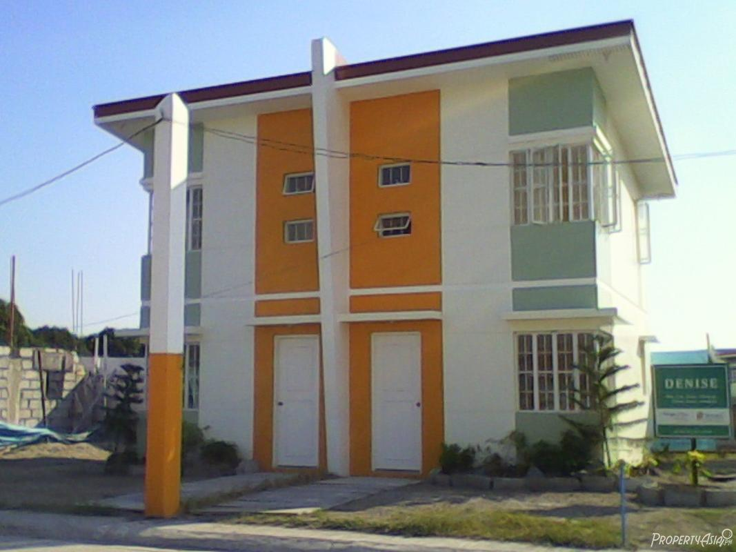 2 bedroom duplex house for sale in angeles city for Duplex building prices