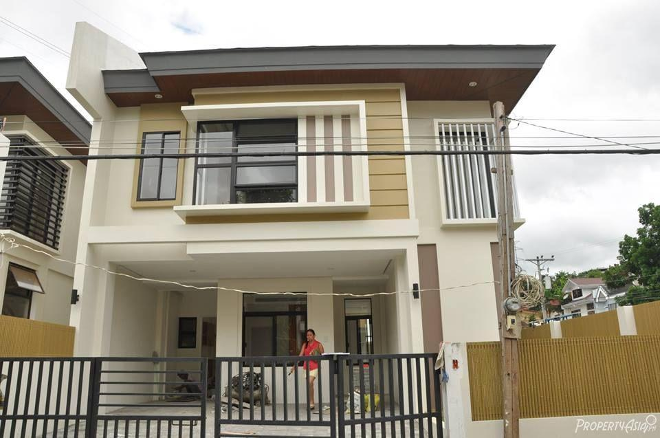 3 bedroom 2 storey house for sale in talamban cebu city for Cebu home designs