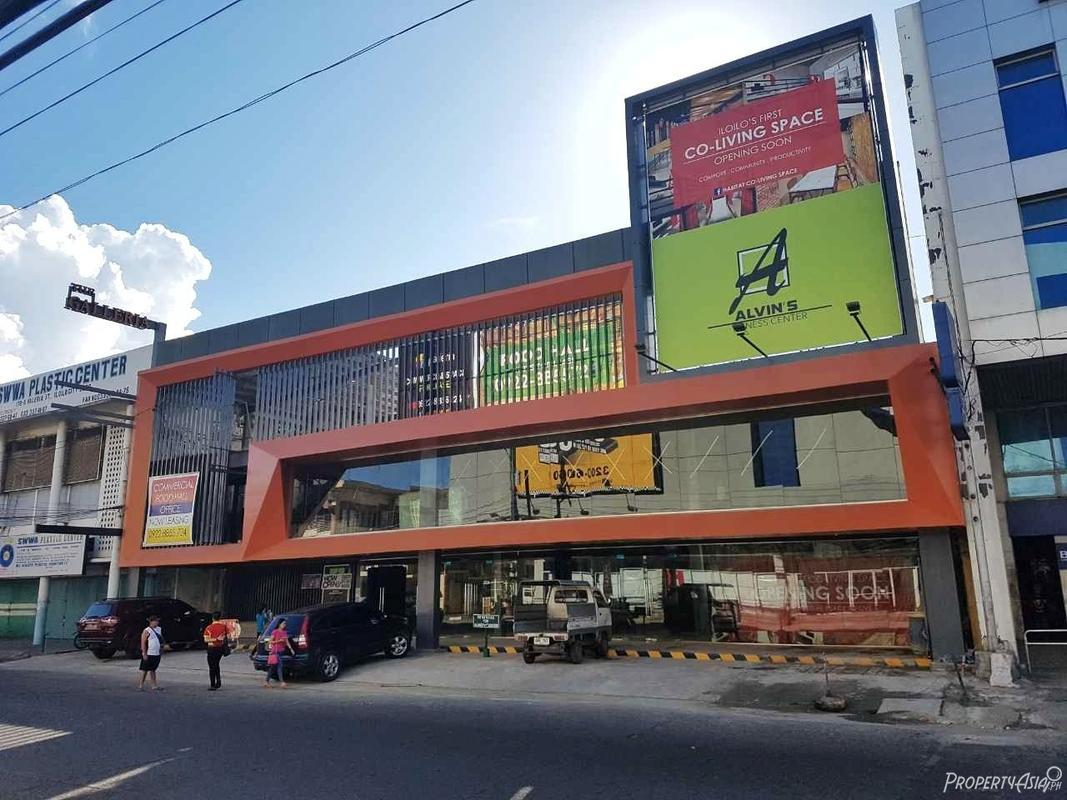 22 sqm retail space for rent in iloilo city philippines for Space and co