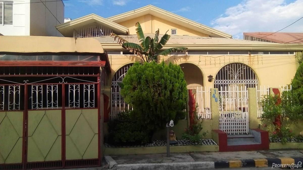 4 Bedroom Bungalow For Sale In Paranaque City