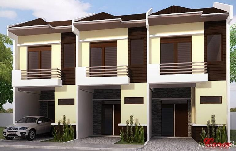 3 Bedroom Townhouse In Mandaue City Philippines For