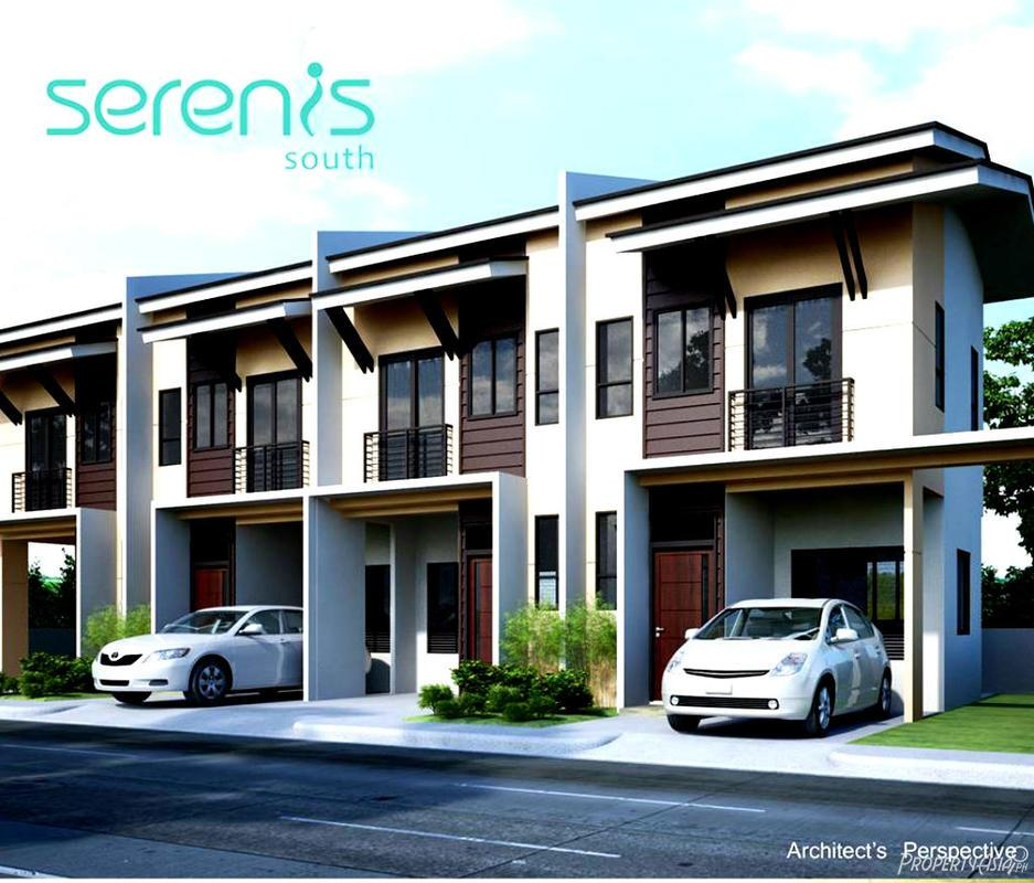 2 Bedroom Townhouse For Sale In Mohon, Talisay City