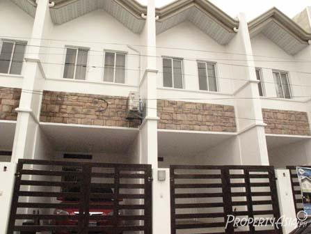 2 Bedroom Townhouse For Rent In Pasig City