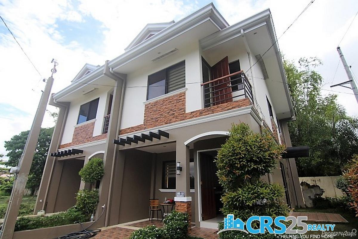 3 Bedroom Townhouse For Sale In Yati Liloan Philippines For 2 980 000 Ref P81539