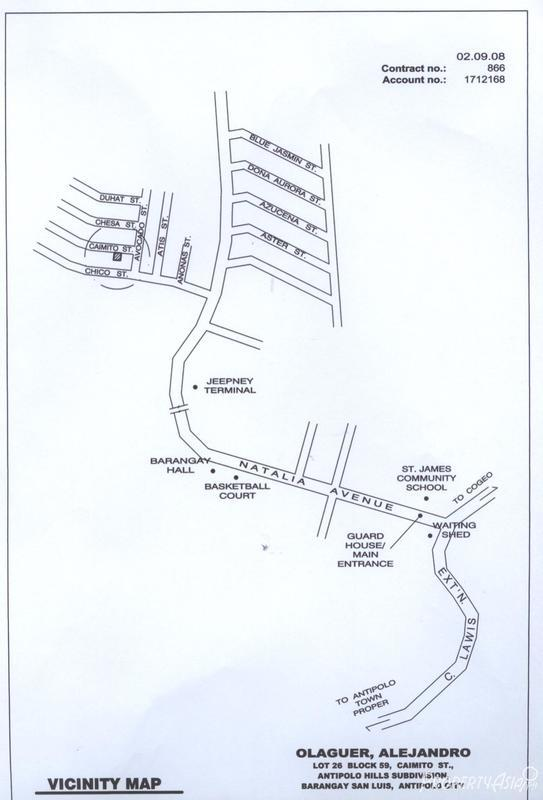 135 Sqm House And Lot Sale In Antipolo City Philippines for
