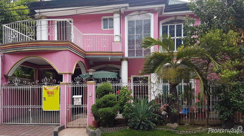 Superior 4 Bedroom Single Attached House For Sale In Bf Homes, Parañaque City Great Pictures
