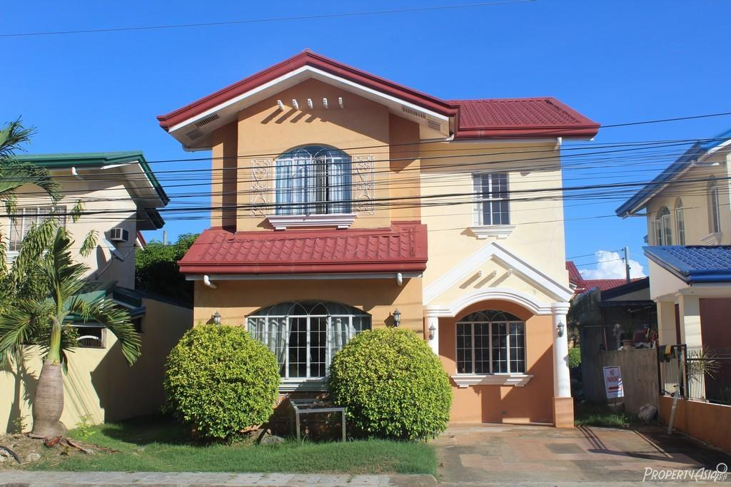 4 bedroom 2 storey house for sale in marigondon lapu lapu for 2 storey house for sale