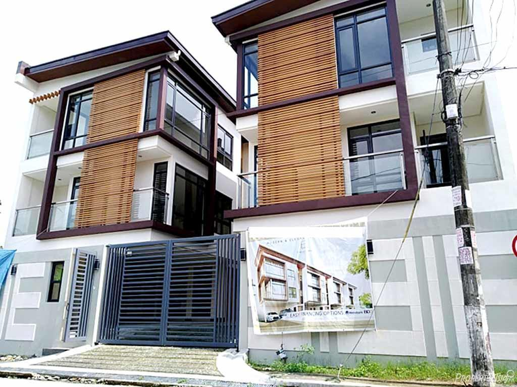 3 Bedroom Single Attached House For In Commonwealth Avenue Quezon City
