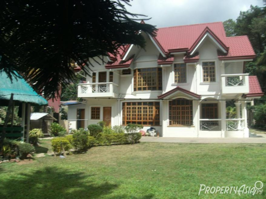 5 Bedroom House And Lot For Sale In Baguio City, Philippines For U20b1  28,000,000 Ref: P27772   PropertyAsia.ph