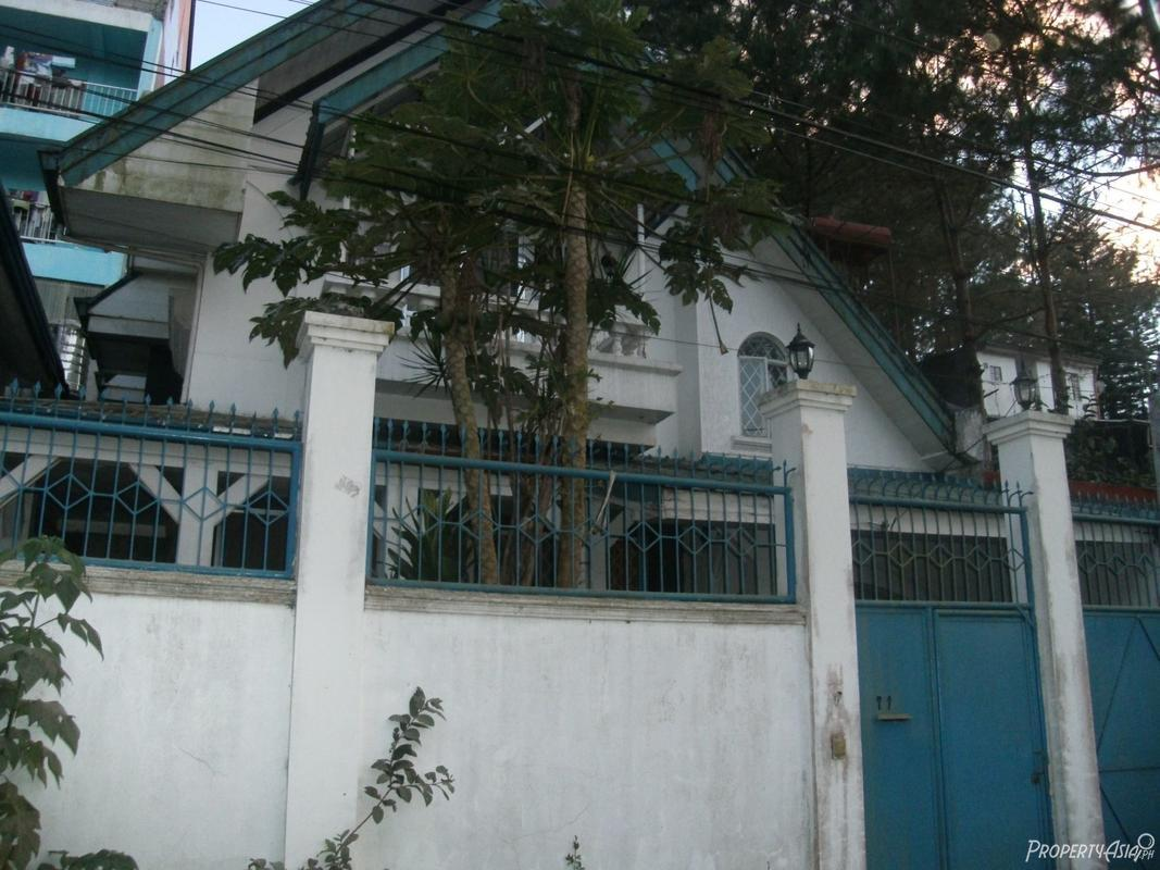 4 Bedroom House And Lot For Rent In Baguio City