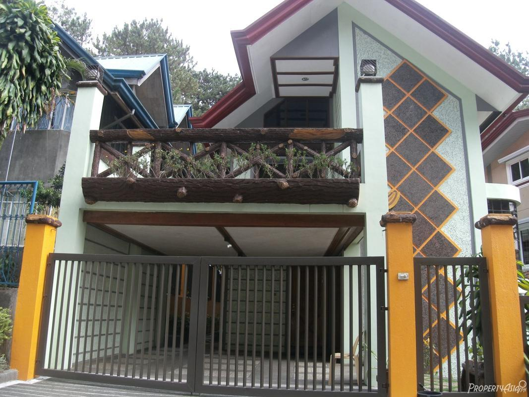 2 Bedroom House And Lot For Rent In Baguio City