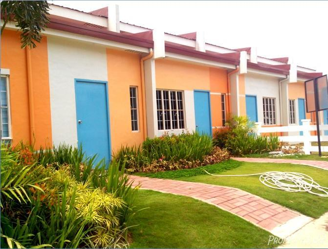 1 Bedroom Row House Townhouse For Sale In Marilao Philippines For 1 106 900 Ref P76952