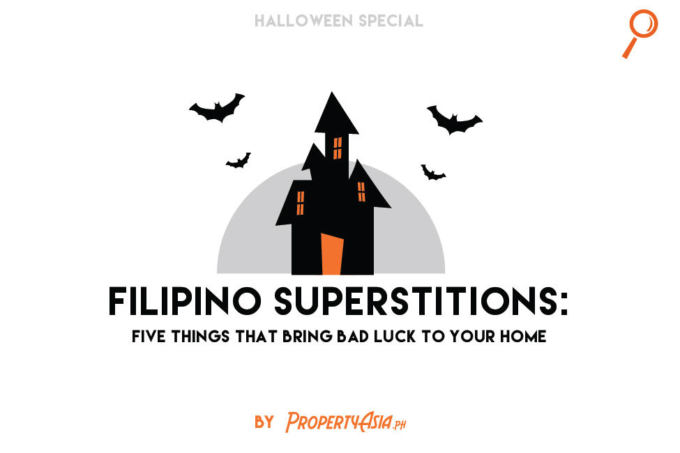 Halloween Special 5 Things That Bring Bad Luck To Pinoy Homes