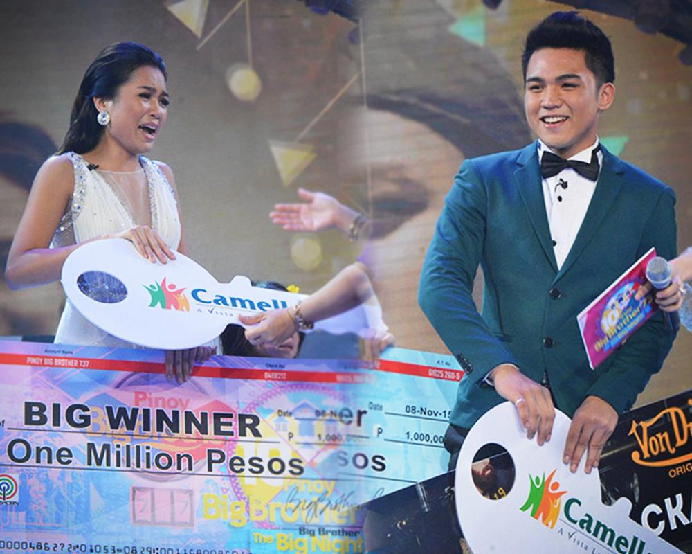 Pinoy big brother celebrity housemates