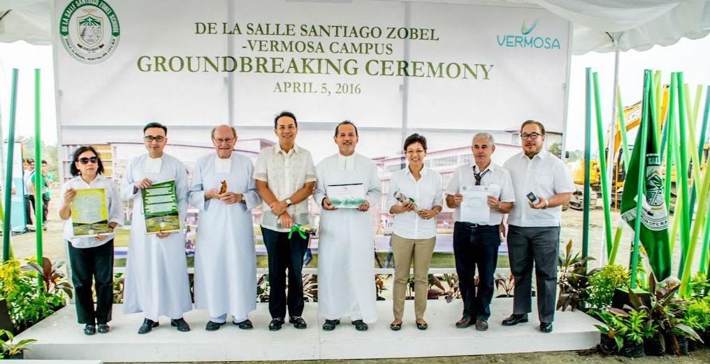 De La Salle Zobel Campus In Imus Cavite Set To Open In 2017