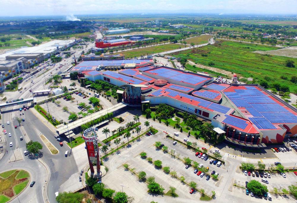 Robinsons Starmills Launches 2 88 Megawatt Solar Power System