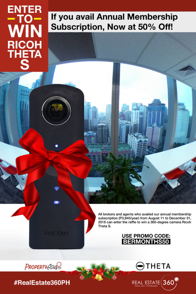 Don T Miss Your Chance To Win 360 Degree Camera Ricoh Theta S